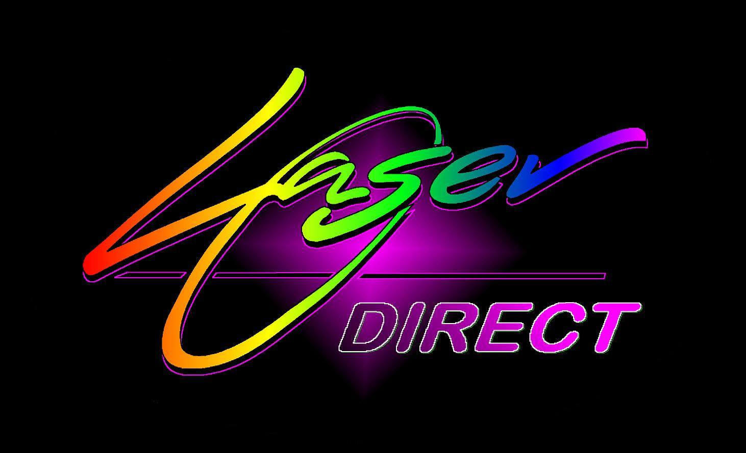LASERDIRECT GLOW box